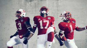 "The University of Nebraska and adidas Reveal The New ""Husker '97"" Alternative Uniforms"