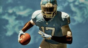 Jordan Brand Unveils New Football Uniforms for the University of North Carolina (Photos)