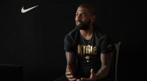 Kyrie Irving Discusses His Sneaker Obsession, Skateboarding & All Things Basketball