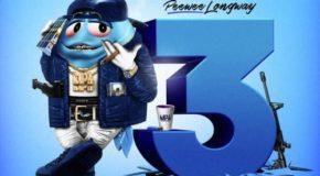 """#MIXTAPE: PEEWEE LONGWAY – """"BLUE M&M 3"""""""