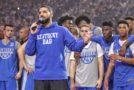 Drake Returns to Kentucky Wildcats's Big Blue Madness Event (VIDEO)