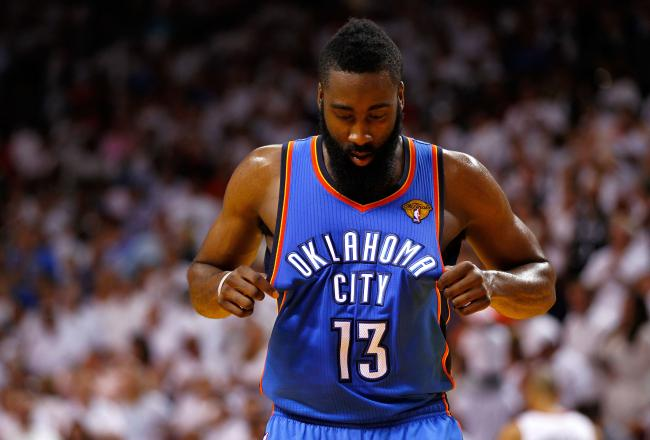 Why the James Harden Trade to the Rockets raises the OKC ...